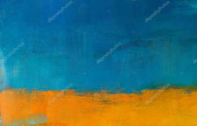 Colorful Abstract oil painting background. Oil on canvas texture